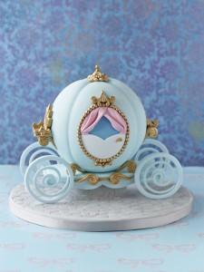 Cinderella novelty cakes