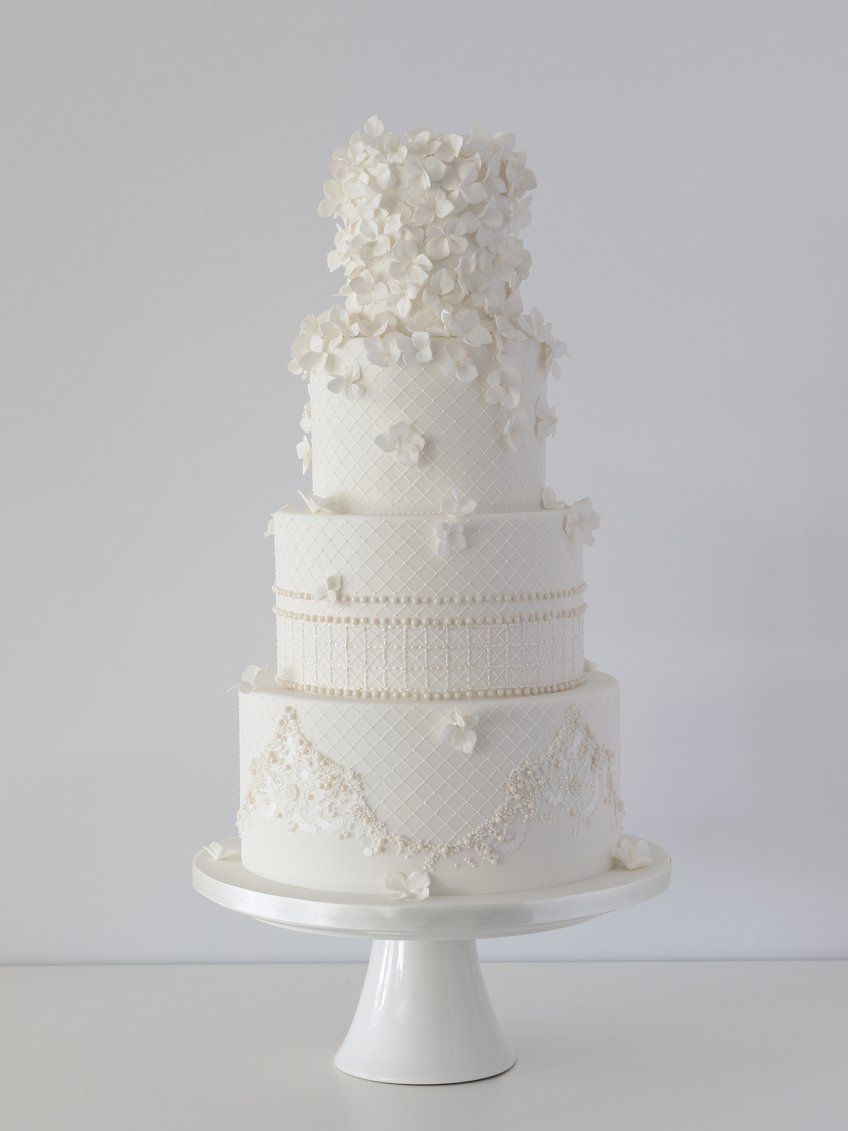 Vintage Wedding Cakes Prices