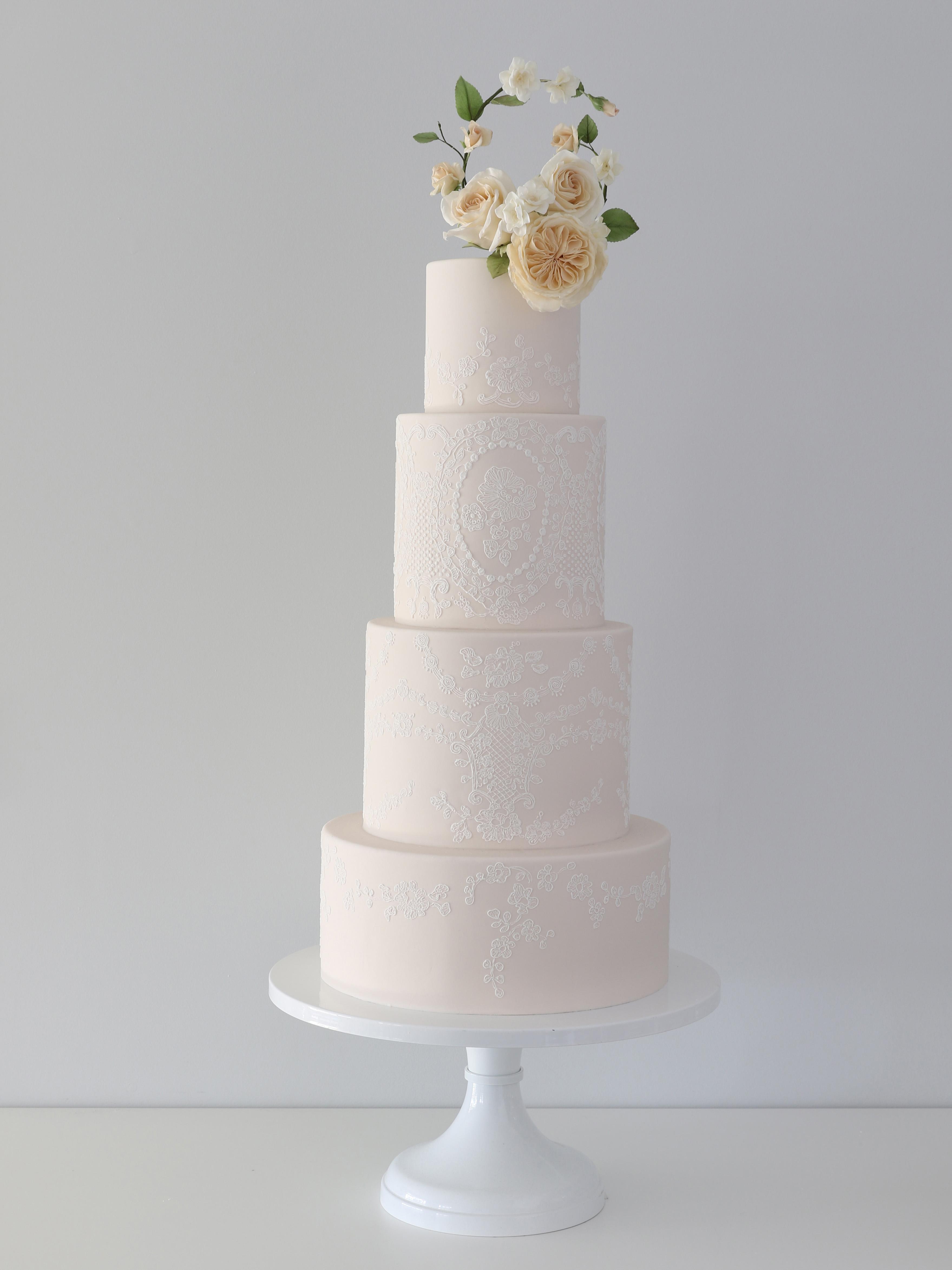 Wedding Cakes Brisbane, Wedding Cake Sunshine Coast & Gold Coast