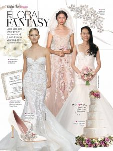 Lace wedding in Bridal Guide