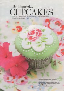 Cupcake Love book feature
