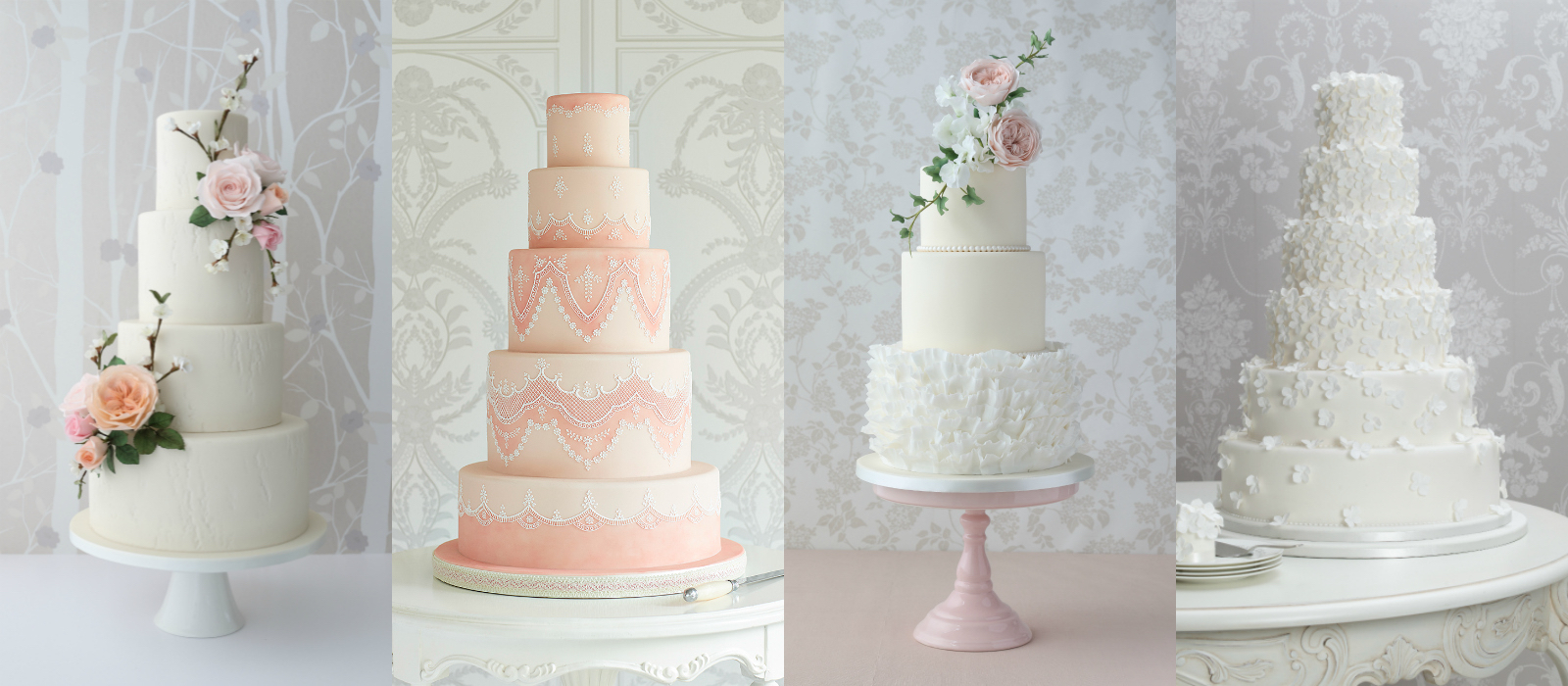 Zoe Clark Cakes Wedding Cakes Collection