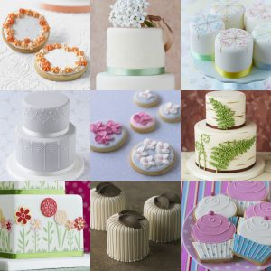 Royal Icing cake classes