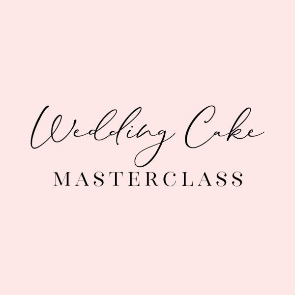 Wedding cake class