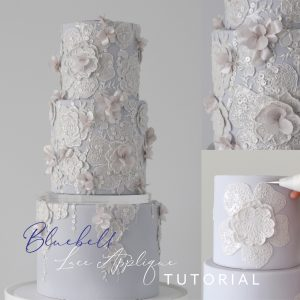 Lace Cake tutorial