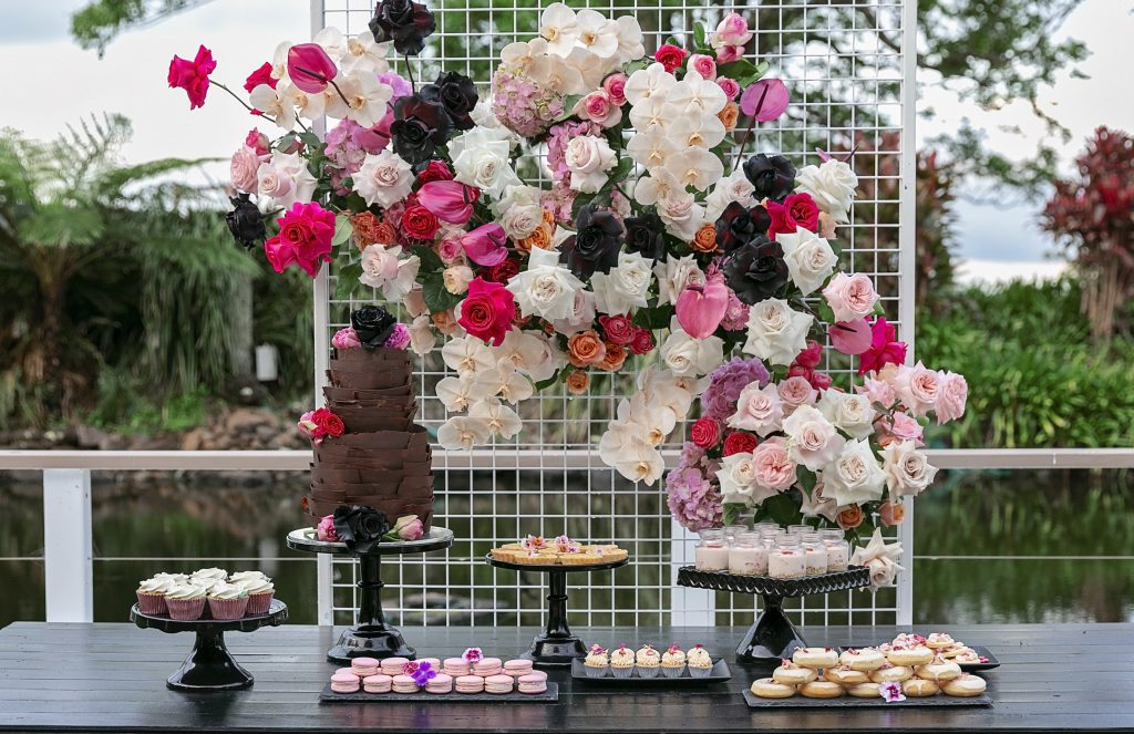 Maleny Manor Dessert Table