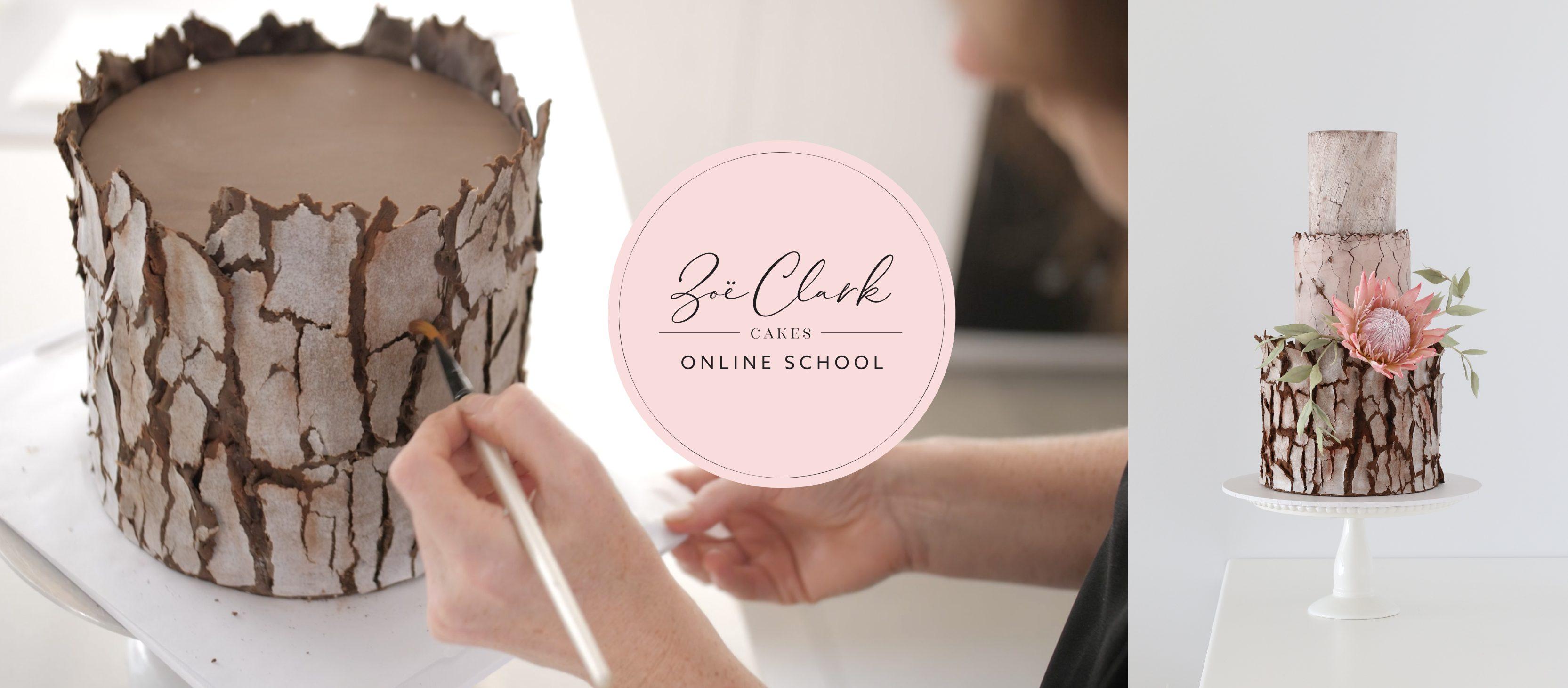 Zoe Clark Cakes online school